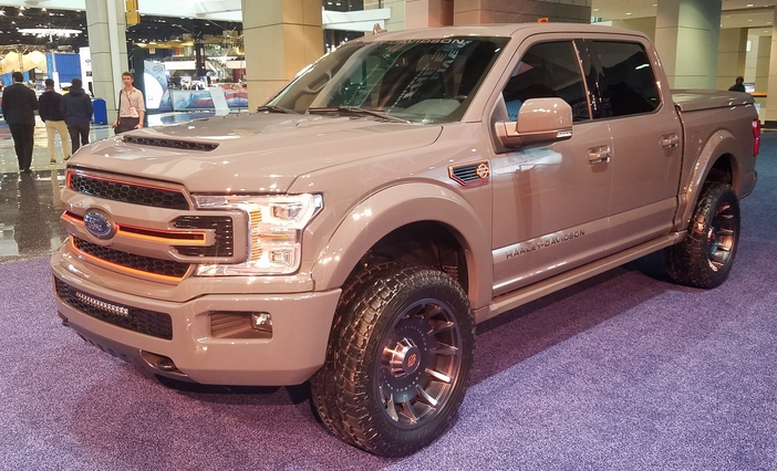 2019 ford f 150 harley davidson the daily drive consumer Ford Harley Davidson Truck