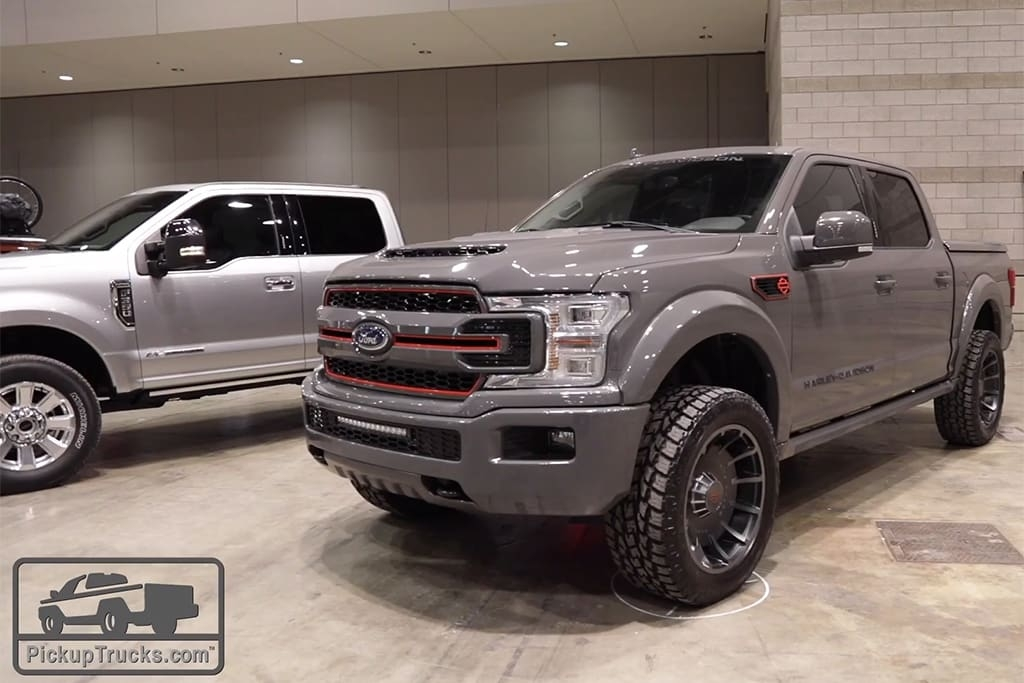 2020 ford f 150 harley davidson video we can harley contain Ford Harley Davidson Truck