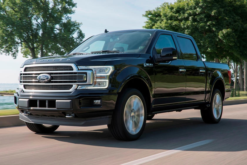 2020 ford f 150 limited is faster than the raptor carbuzz Ford Raptor Quarter Mile