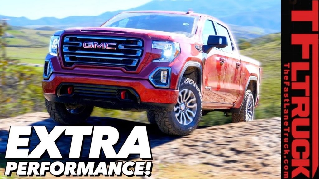 2019 gmc sierra 1500 at4 performance pack off road review Gmc Off Road Performance Package
