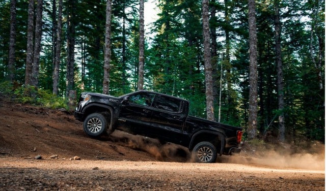 2020 gmc sierra at4 receives optional off road performance Gmc Off Road Performance Package
