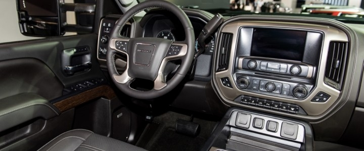 2019 gmc sierra denali hd interior colors gm authority Gmc Sierra Hd Interior