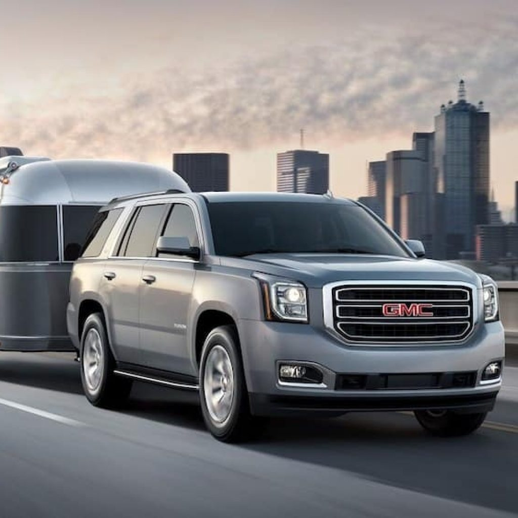 2019 gmc yukon towing capacity yukon towing capabilities Gmc Yukon Towing Capacity