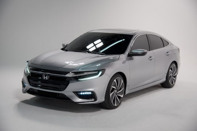 2019 honda insight release date price specs spy photo Honda Insight Release Date