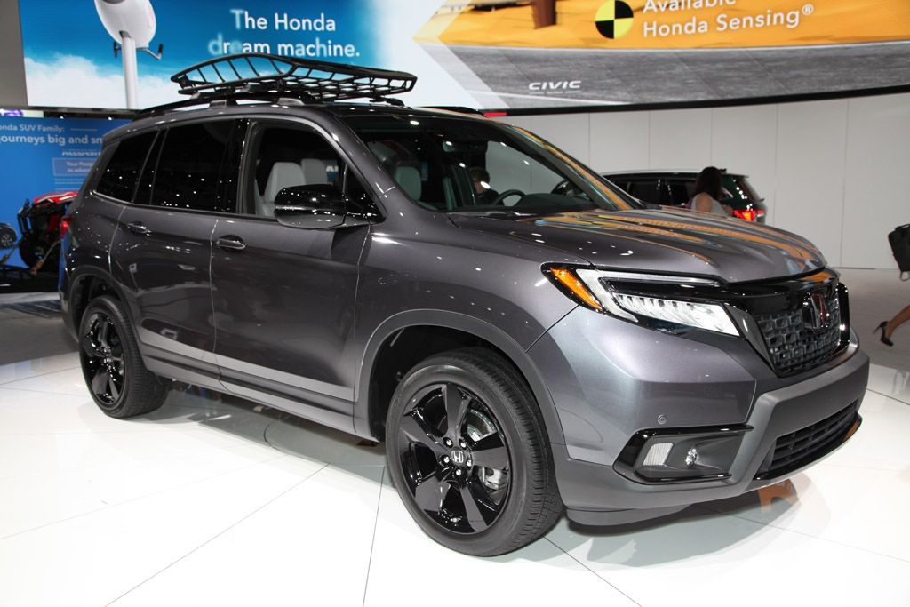 2020 honda passport first look autotrader Honda Passport Pictures
