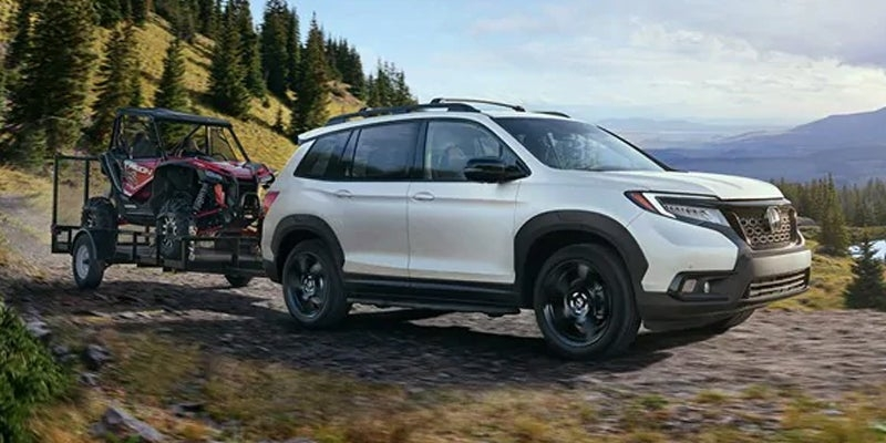2020 honda passport Honda Passport Pictures