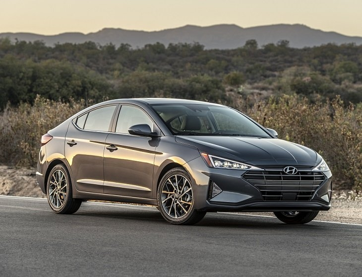 2019 hyundai elantra review expert reviews jd power Hyundai Elantra Review