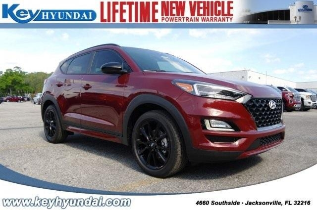 2020 hyundai tucson night edition gemstone red 4d sport Hyundai Tucson Night Edition