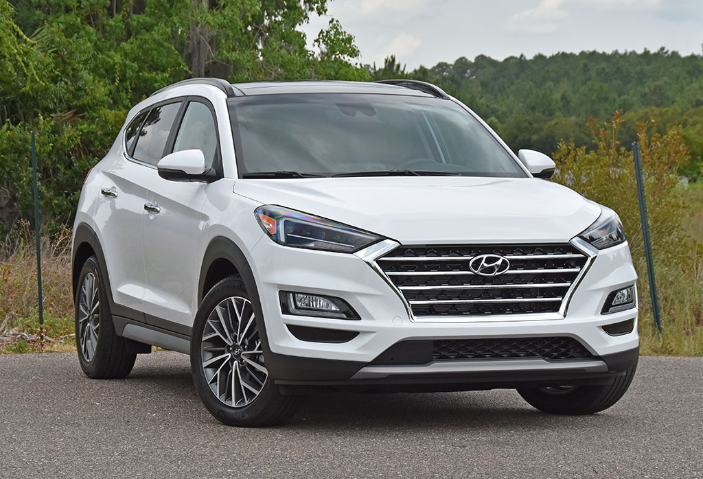 2019 hyundai tucson ultimate review test drive Hyundai Tucson Ultimate