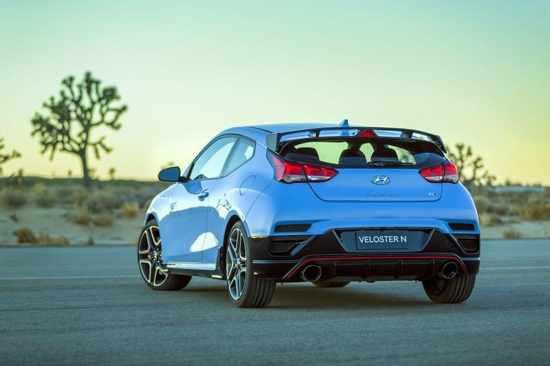 2019 hyundai veloster n top speed Hyundai Veloster N Quarter Mile
