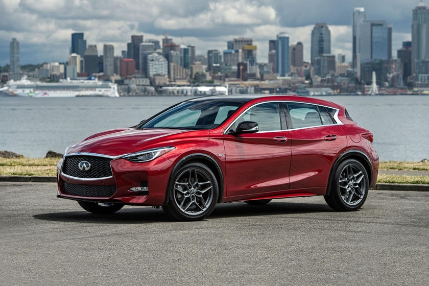 2019 infiniti qx30 review trims specs and price carbuzz Infiniti Qx30 Dimensions