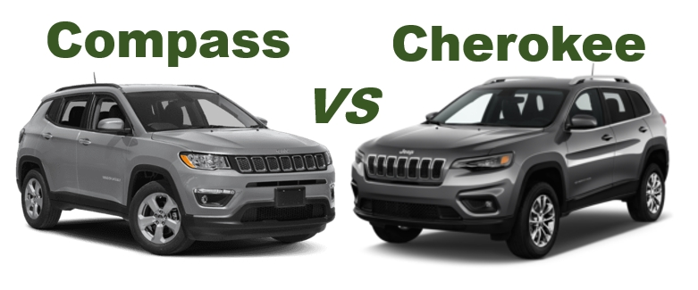 2020 jeep compass vs 2020 jeep cherokee glenns freedom cdjr 2020 Vs Jeep Grand Cherokee