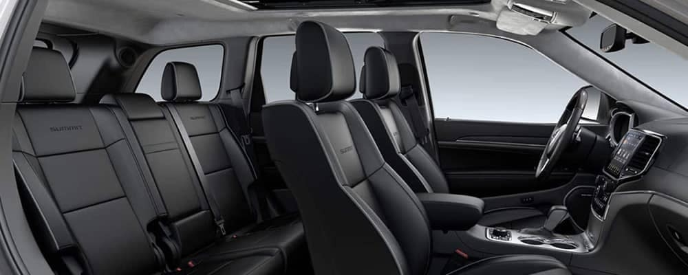 2019 jeep grand cherokee interior features specs perkins Jeep Grand Cherokee Interior