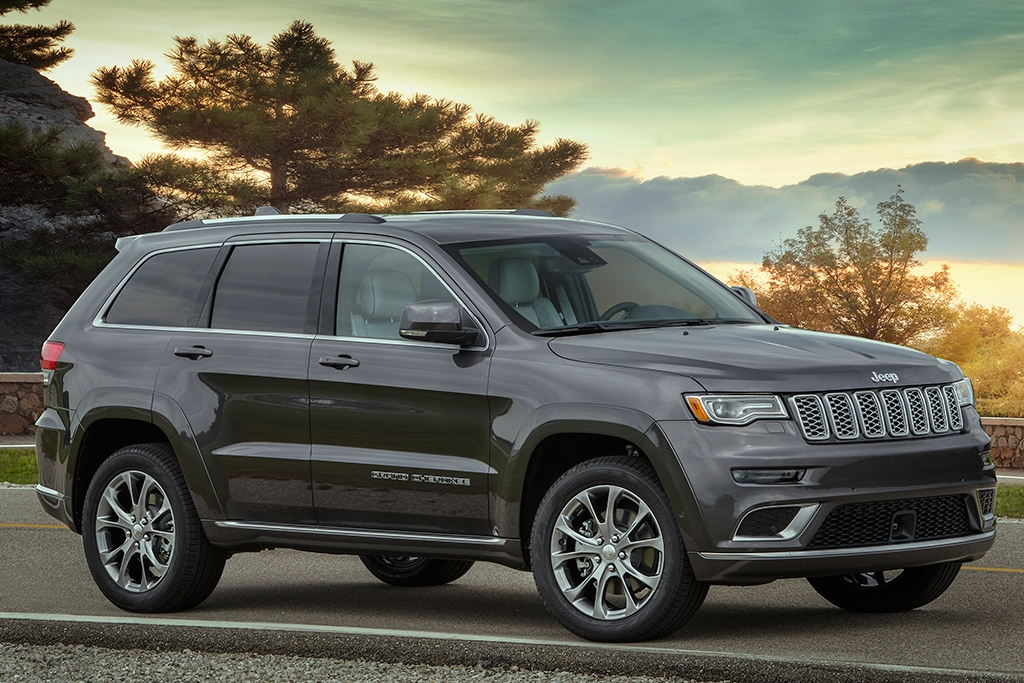 2019 jeep grand cherokee vs 2019 ford explorer which is 2019 Vs Jeep Grand Cherokee