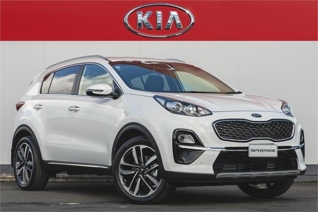2020 kia sportage ex 24 awd trade me Kia Sportage New Zealand