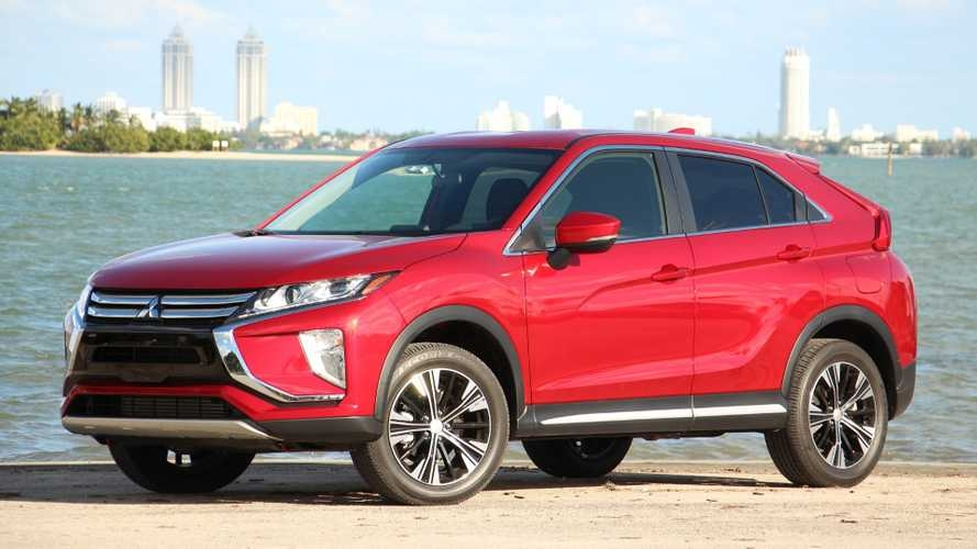 2019 mitsubishi eclipse cross se review so close yet so far Mitsubishi Eclipse Cross Hybrid
