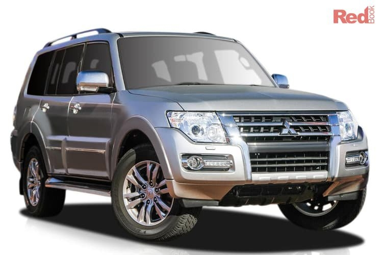 2020 mitsubishi pajero car valuation Mitsubishi Pajero Wagon