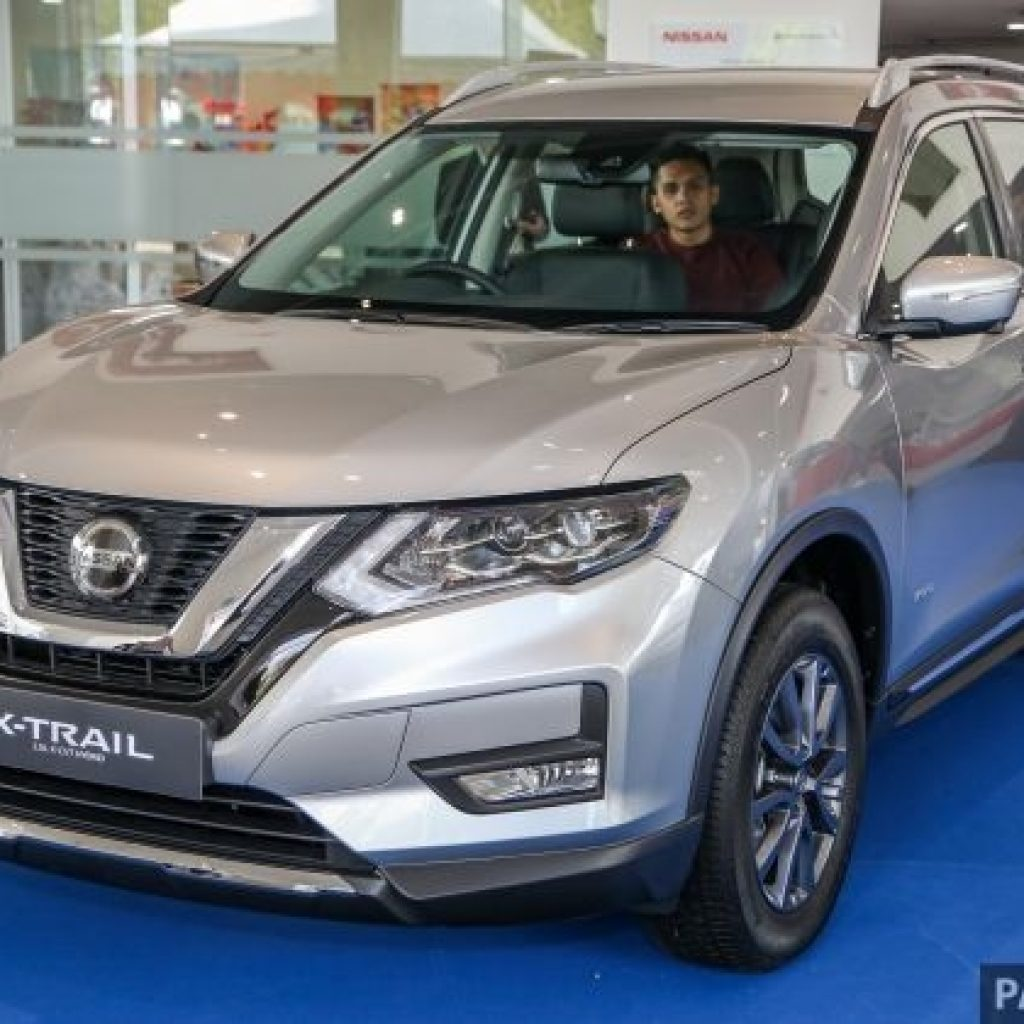 2019 nissan x trail facelift tentative pricing confirmed Nissan X Trail Facelift