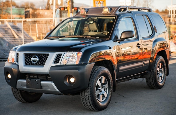 2020 nissan xterra pro 4x release date redesign specs Nissan Xterra Release Date