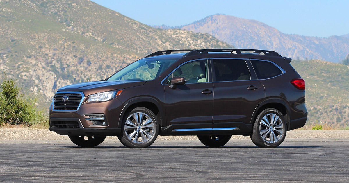 2020 subaru ascent review an in depth look at the three row Subaru Starlink Review