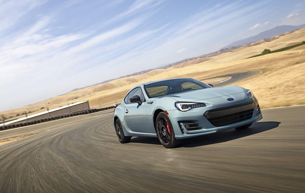 2019 subaru brz seriesgray leads punchy coupe into new Subaru Brz Series.Gray