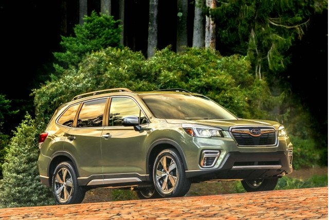 2019 subaru forester sport review update crossover plays Subaru Forester Sport Review