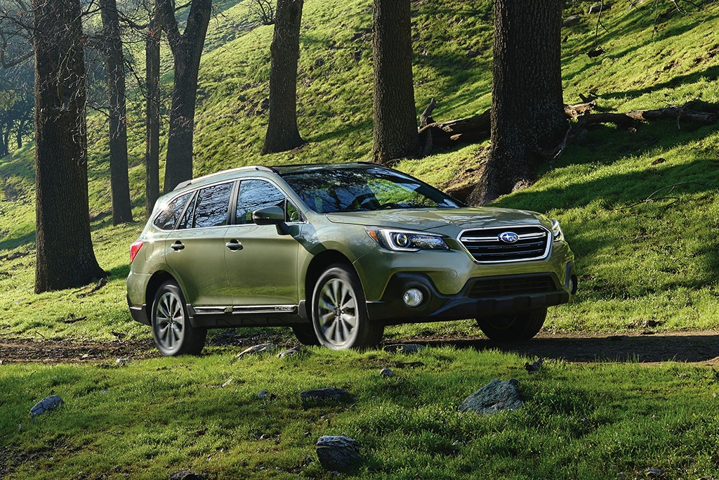 2019 subaru outback new car review autotrader Subaru Outback Ground Clearance