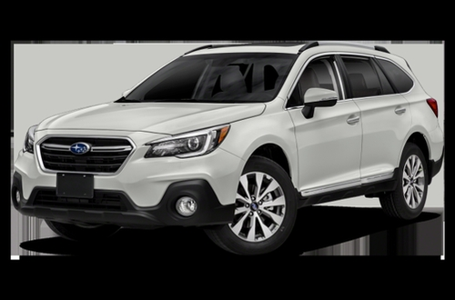 Subaru Outback Ground Clearance