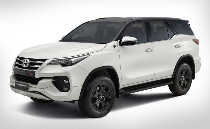2020 toyota fortuner trd celebratory edition launched in Upcoming Toyota Fortuner