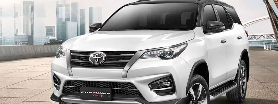 2020 toyota fortuner trd sportivo unveiled in a tvc ahead of Toyota Fortuner Facelift Trd Sportivo