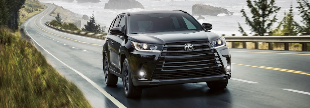 2020 toyota highlander configurations highlander trim levels Toyota Highlander Configurations