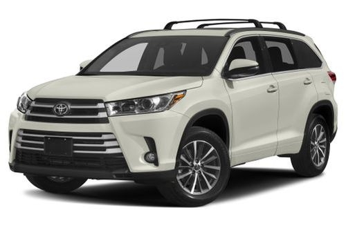 2020 toyota highlander trim levels configurations cars Toyota Highlander Configurations