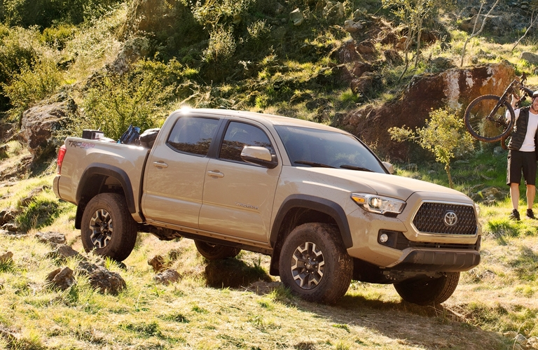 2020 toyota tacoma engine options and towing capacity Toyota Tacoma Towing Capacity