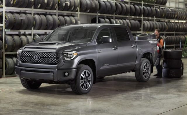 2019 toyota tundra redesign engines features price Toyota Tundra Redesign