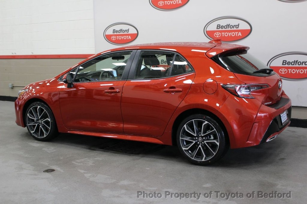 2019 used toyota corolla hatchback xse cvt at penske cleveland serving all of northeast oh iid 18806985 Toyota Corolla Hatchback