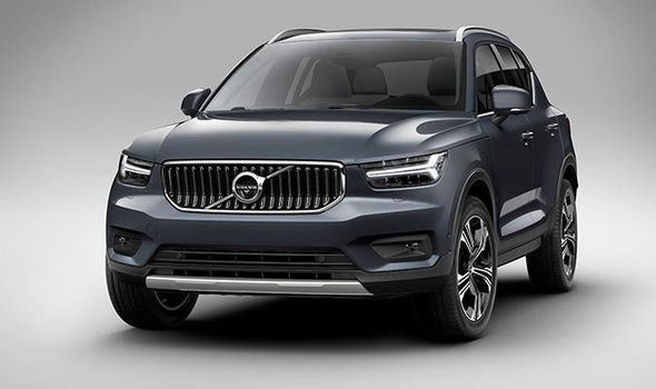 2019 volvo xc40 electric electricbee medium Volvo All Electric Cars