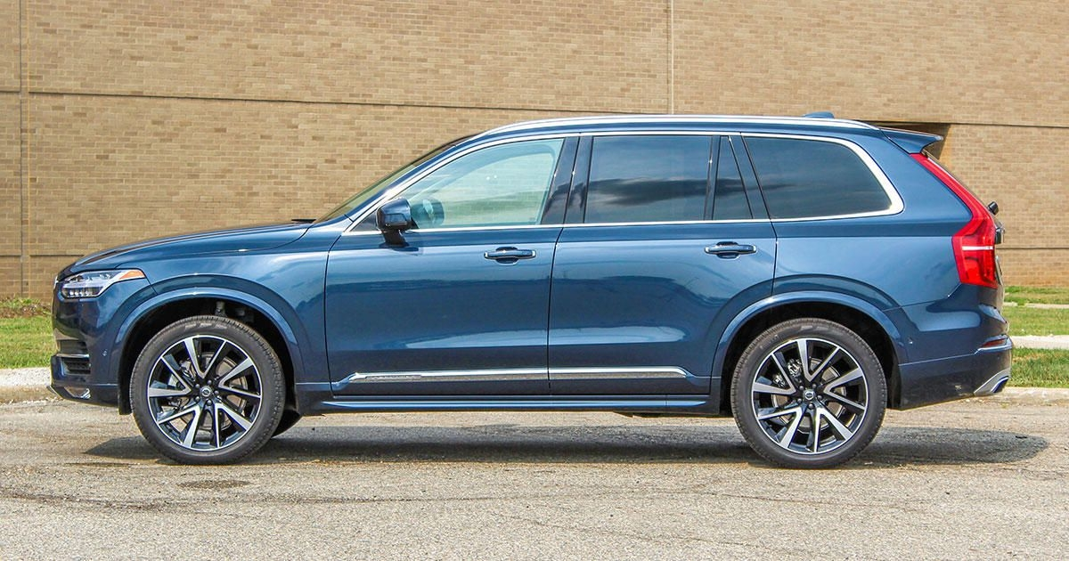 2019 volvo xc90 review an incredibly satisfying everyday Difference Between 2019 And Volvo Xc90