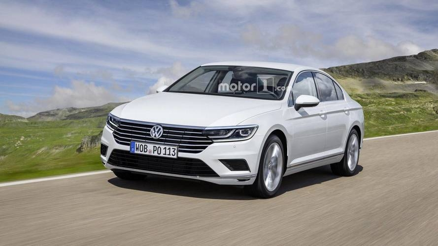 2019 vw passat for europe preliminary details released Volkswagen Passat New Model