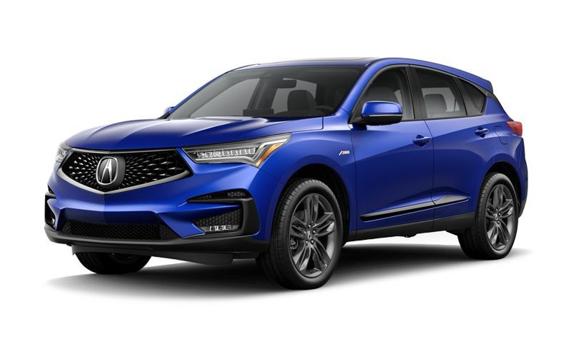 2020 acura rdx features and specs car and driver Dimensions Of Acura Rdx