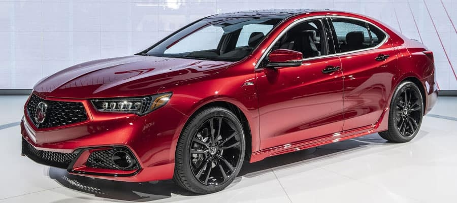 2020 acura tlx pmc edition review specs features Acura Tlx Pmc Edition Hp
