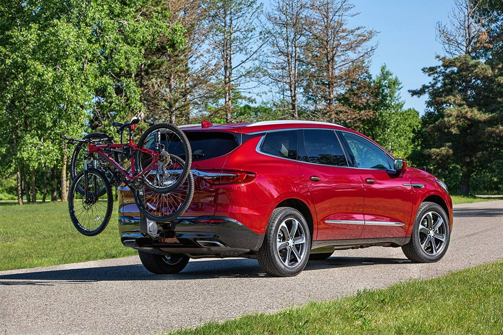 2020 buick enclave review autotrader Lincoln Aviator Vs Buick Enclave