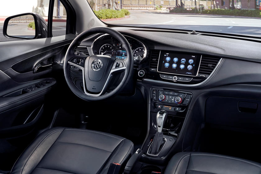 2020 buick encore gx review trims specs and price carbuzz Buick Encore Gx Interior