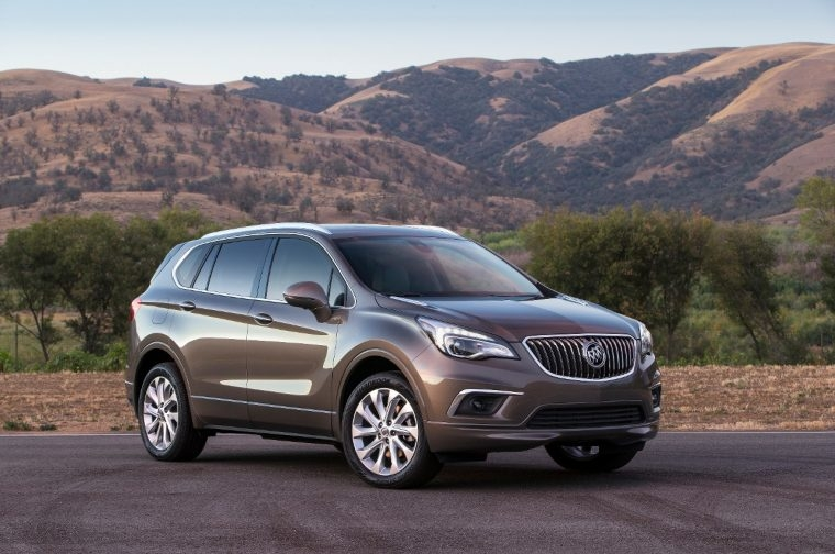 2020 buick envision adds two new exterior colors the news Buick Envision Changes
