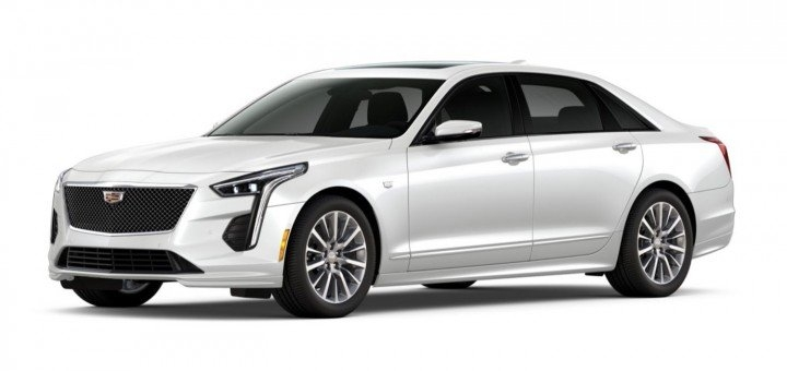 2020 cadillac ct6 sport discontinued gm authority Cadillac Discontinued Cars