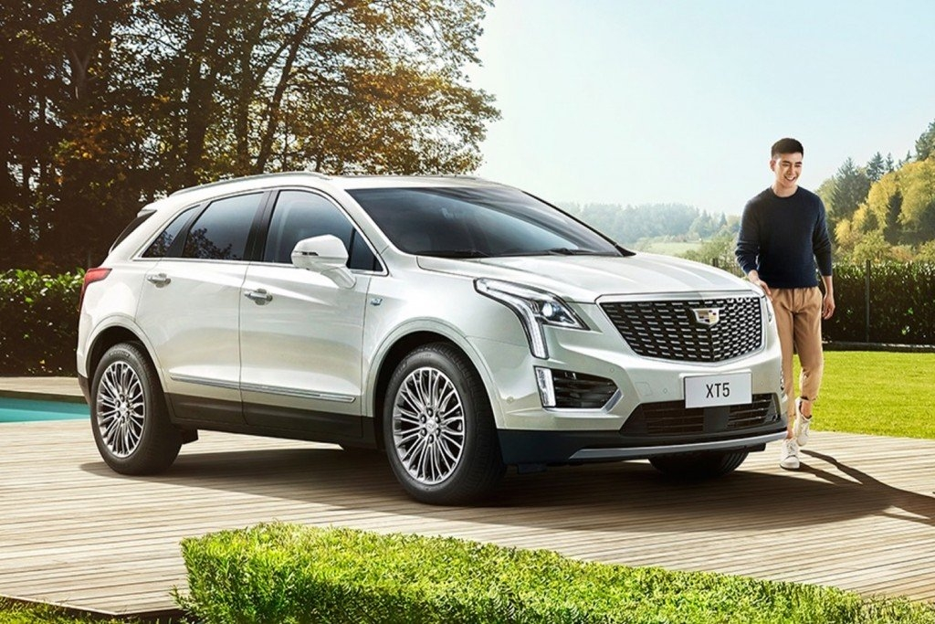 2020 cadillac xt5 facelift makes official debut gm authority Cadillac Xt5 Release Date