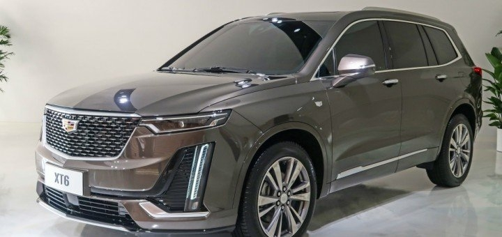 2020 cadillac xt6 exterior colors first look gm authority Cadillac Xt6 Interior Colors