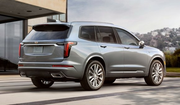 2020 cadillac xt6 fuel economy is only 1 2 mpg worse than Cadillac Xt6 Gas Mileage