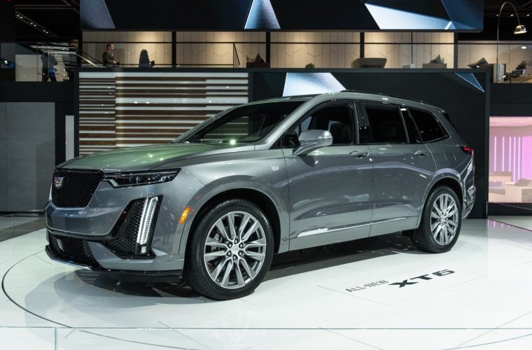 2020 cadillac xt6 specifications revealed Cadillac Xt6 Dimensions