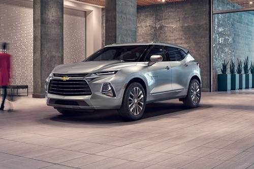 2020 chevrolet blazer mpg gas mileage data edmunds Chevrolet Blazer Gas Mileage