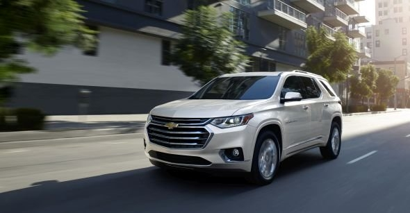 2020 chevrolet traverse preview pricing release date and more Chevrolet Traverse Release Date